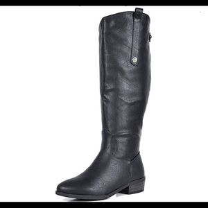 0528 Women's Koson Knee High Winter Riding Boots